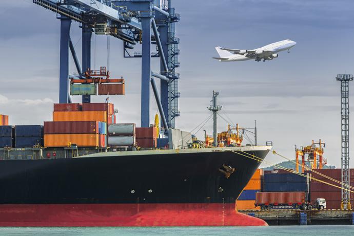 Seguros de transporte terrestre, aéreo y marítimo